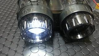 LED 尾燈總成 【BWS125】 (紅色/白色)
