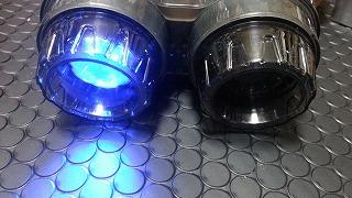 LED 尾燈總成 【BWS125】 (紅色/藍色)