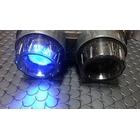 【KN企劃】LED 尾燈總成 【BWS125】 (紅色/藍色)