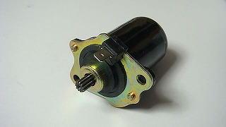 起動馬達 (HONDA系列 縱置 引擎系統 強化型 黑色)