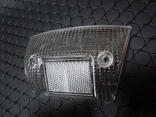 透明燈殼組 3YK 【僅尾燈燈殼】