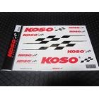 KN企画  /KOSO ステッカーセット