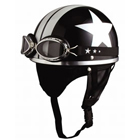 SPEED PIT CL - 950 DX VINTAGE Strike LeadHelmet