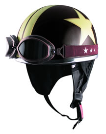 CL-950DX VINTAGE Street 半罩安全帽