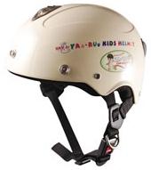 SKY jr YAA-RUU 半罩安全帽