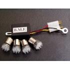 B-MOON FACTORY 6V LED Blinker Bulb /Digital Relay Set