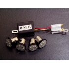 B-MOON FACTORY LED Blinker Bulb Digital Relay Set