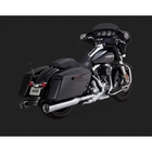 【VANCE&HINES】【OUTLET商品】加大尺寸  450 鈦合金 排氣管尾段(OVERSIZED 450 TITAN SLIP-ONS)