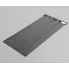 【STAGE】Elmard 碳纖維樣式單片貼紙 黑 250mm×500mm