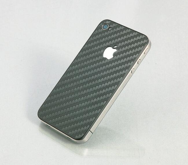 iphone4&4s 真碳纖維保護貼