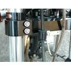 【BORE ACE】Optional 強化鋁合金三角台零件 油管固定夾