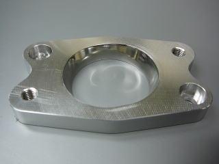 TMR 、FCR 化油器用進氣歧管 橢圓型轉接座