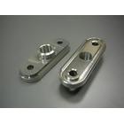 【BORE ACE】強化鋁合金切削加工 油杯開關固定座單體