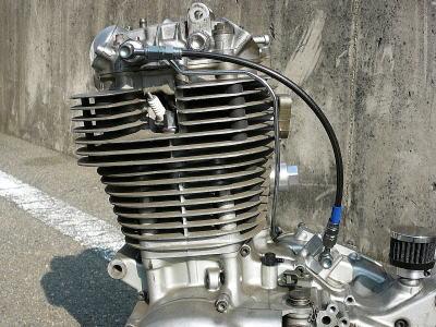 【BORE ACE】汽缸頭前方用機油油管組 (標準型油管使用) - 「Webike-摩托百貨」