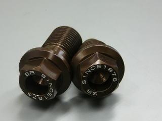強化鋁合金油管螺絲