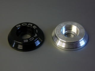 強化鋁合金螺絲定位套環