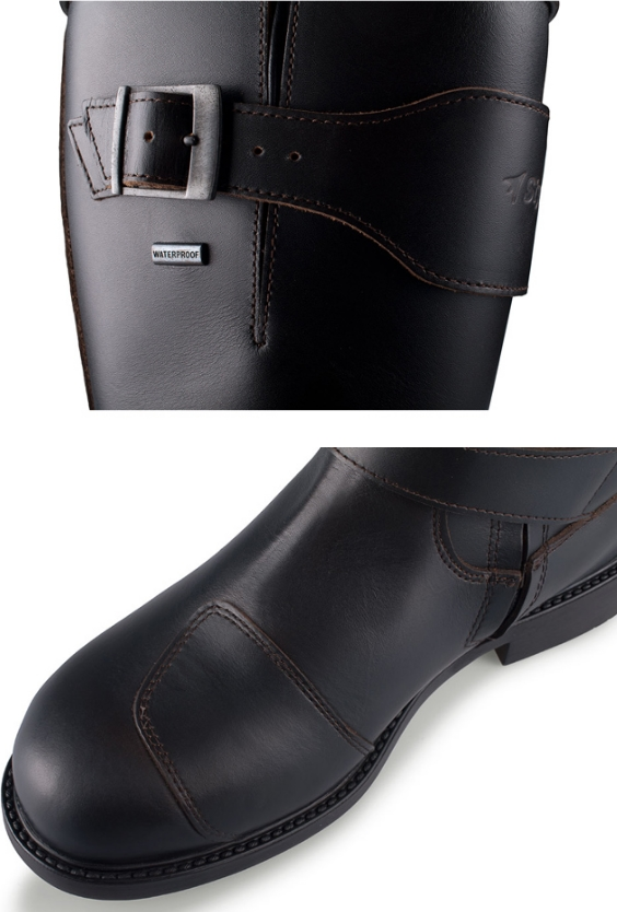 【Stylmartin】TOURING系列 LEGEND R車靴 - 「Webike-摩托百貨」