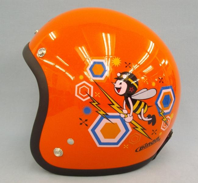 inazuma pinon 四分之三安全帽