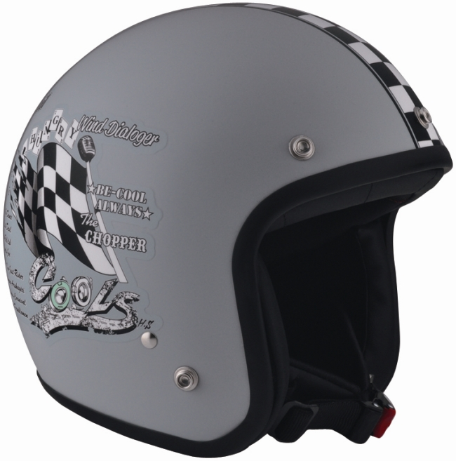 Cools 聯名款式原創安全帽 WIND DIALOGER