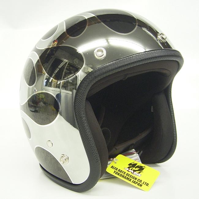 【72JAM】jam特殊彩繪款式四分之三安全帽 flames t-2 - 「Webike-摩托百貨」