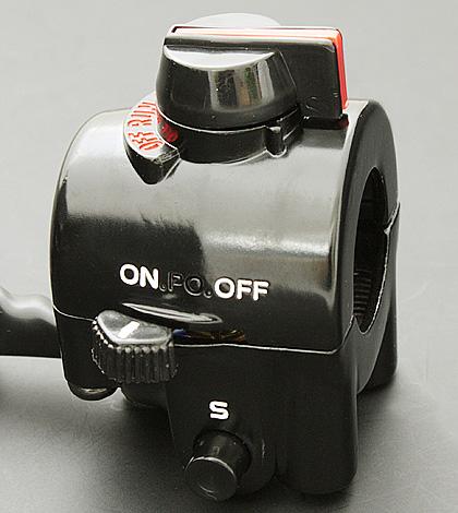 Z1/Z2 初期型 把手調光器開關 右側