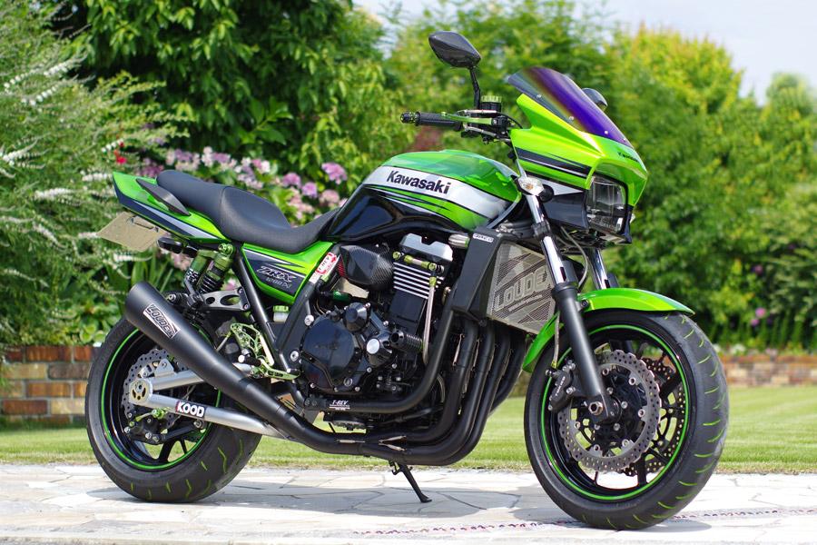 Kawasaki Zxr Exhaust