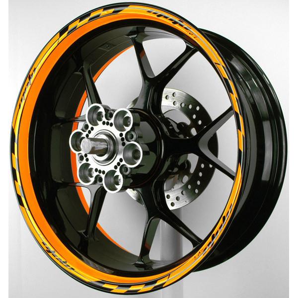 Wheel Stripes Inner/Outer lip design - 「Webike-摩托百貨」