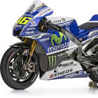 【MOTOINKZ】MOVISTAR YAMAHA motoGP複刻版 貼紙(MOVISTAR YAMAHA motoGP Replica Decals)