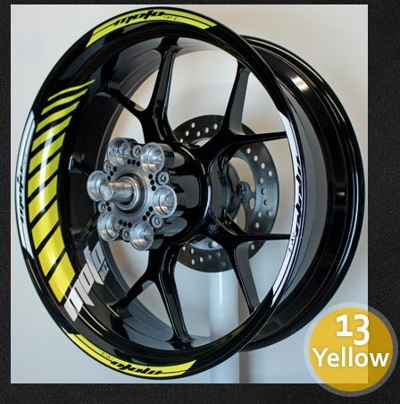 GP Racing Wheel Stripes design 2 - 「Webike-摩托百貨」