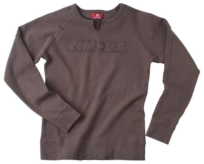 Die Cut長袖T恤