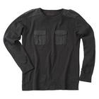 【ZIMBA】Pocket 口袋長袖T恤