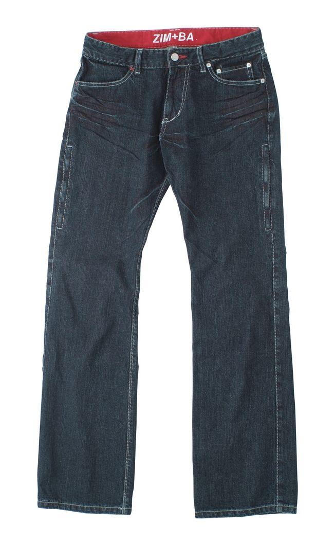半靴型丹寧牛仔褲