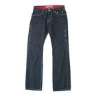 【ZIMBA】半靴型丹寧牛仔褲