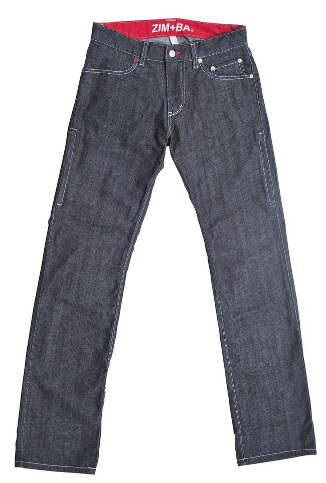 直筒丹寧牛仔褲