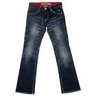 【ZIMBA】Flap Pocket丹寧牛仔褲 4011