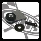 【GOODS】焊接型支架 橡膠安裝套件