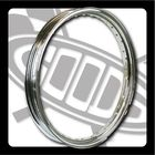 【GOODS】21吋鋼製輪框