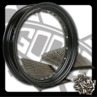 GOODS 16 InchKit MT Black Steel spoke