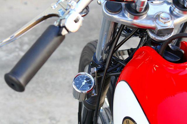 【GOODS】側邊安裝型儀錶支架 - 「Webike-摩托百貨」