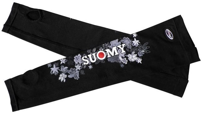 SUOMY花朵袖套