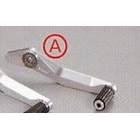 【AGRAS】【維修用煞車踏板】腳踏後移套件 競賽規格 用