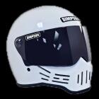 【SIMPSON NORIX】M30(MODEL30) 安全帽