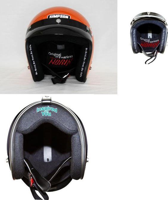 【SIMPSON NORIX】Enforcer 四分之三安全帽 - 「Webike-摩托百貨」