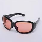 【GOGGLE】7eye太陽眼鏡 SPF75 Mistral樣式(Glossy Black) High Contrast Pink
