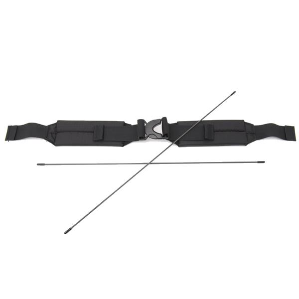 EDELWEISS BSA-1225 附腰帶雙肩背包