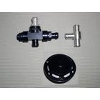 【NAG racing service】  (RAM樣式車專用)曲軸箱壓力控制器+進氣洩壓閥組