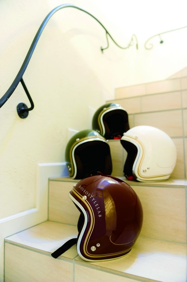 【Rosso StyleLab】復古安全帽 - 「Webike-摩托百貨」