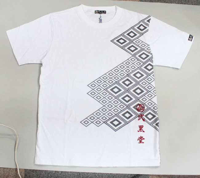 【貳黑堂】T恤 鐵菱 - 「Webike-摩托百貨」