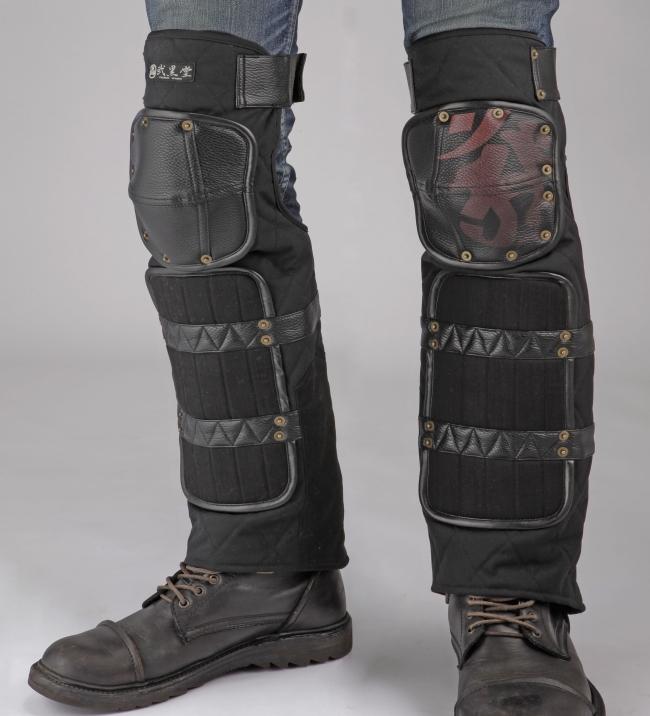 小腿保暖套 足鎧