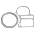 【Wunderlich】鋁合金儀錶飾板蓋